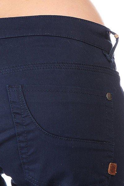 Джинсы узкие женские Element Sticker Dress Blues