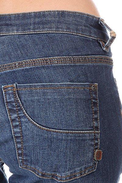Джинсы узкие женские Element Sticker Double Stone