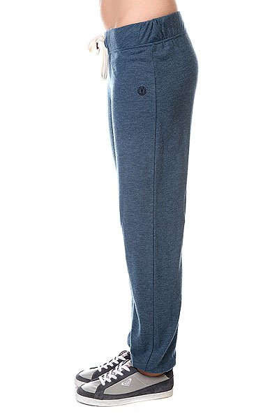 Штаны прямые женские Element Snoop Strom Blue