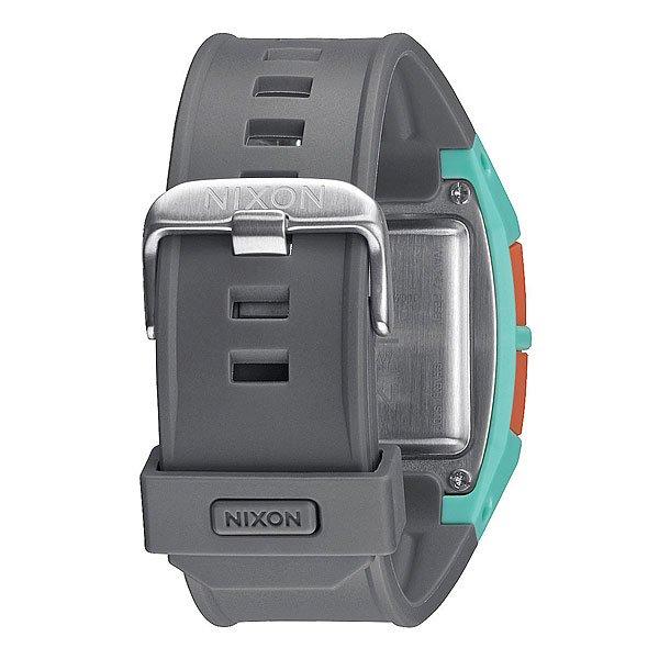 Часы Nixon Lodown S Light Blue/Charcoal/Pink