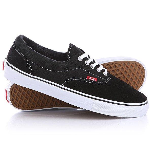 b8ae0267 Купить кеды Vans Era Pro Black/White/Red в интернет-магазине Proskater.kz