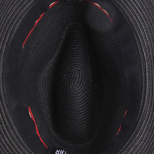 Шляпа Globe Bluestone Fedora Black