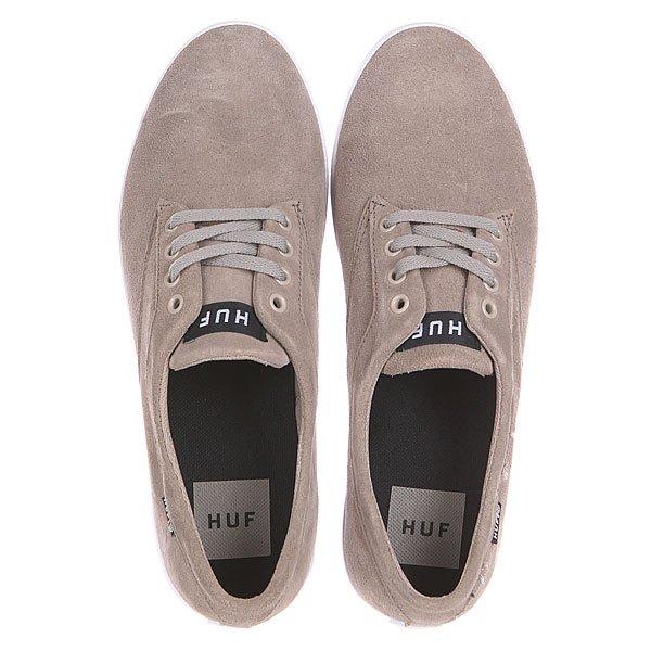 Кеды низкие Huf Sutter Warm Grey