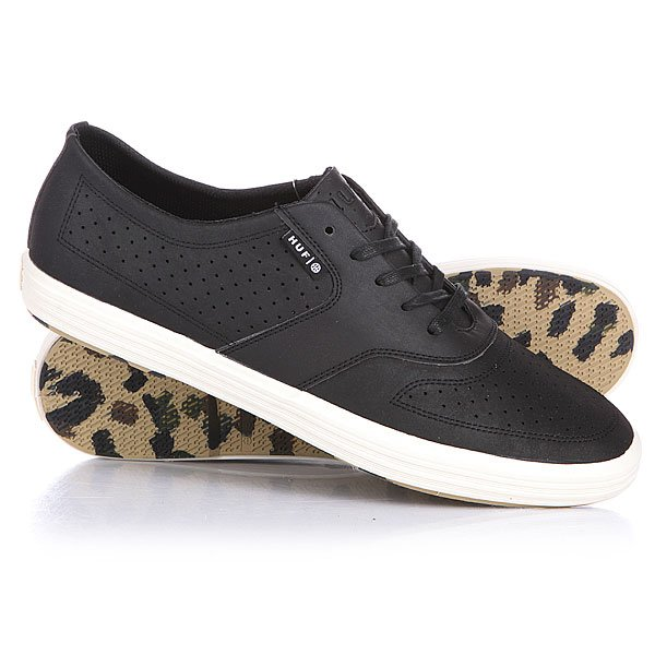 Кеды низкие Huf Liberty Black/Camo