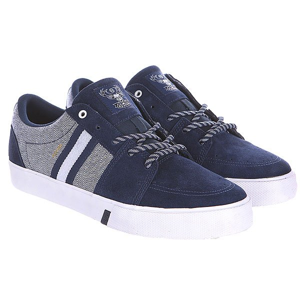 Кроссовки Huf Pepper Pro Drs Blue/Herringbone