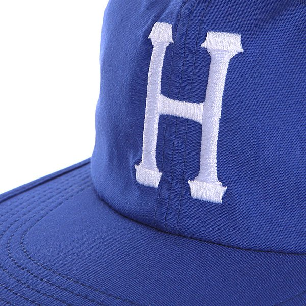Бейсболка Huf Formless Classic H 6 Panel Navy