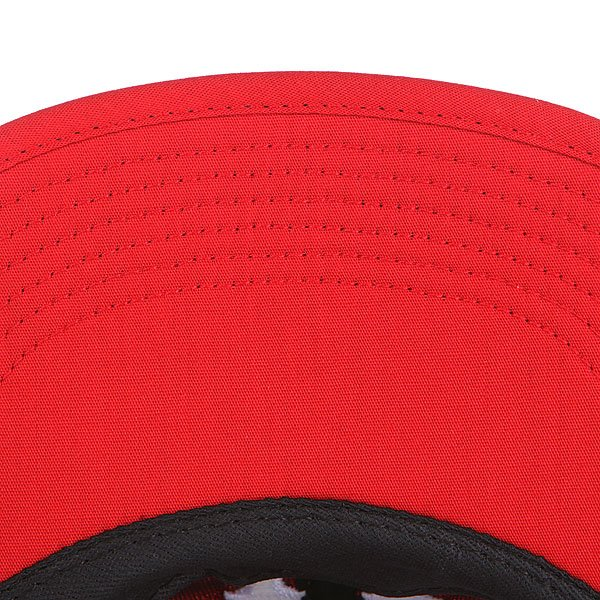 Бейсболка Huf Formless Classic H 6 Panel Red