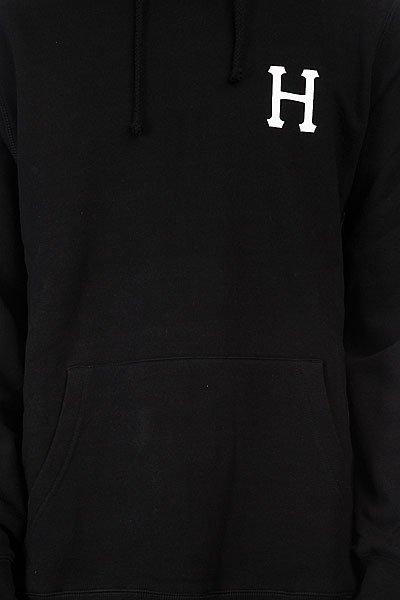 Кенгуру Huf Classic H Pullover Hoodie Black