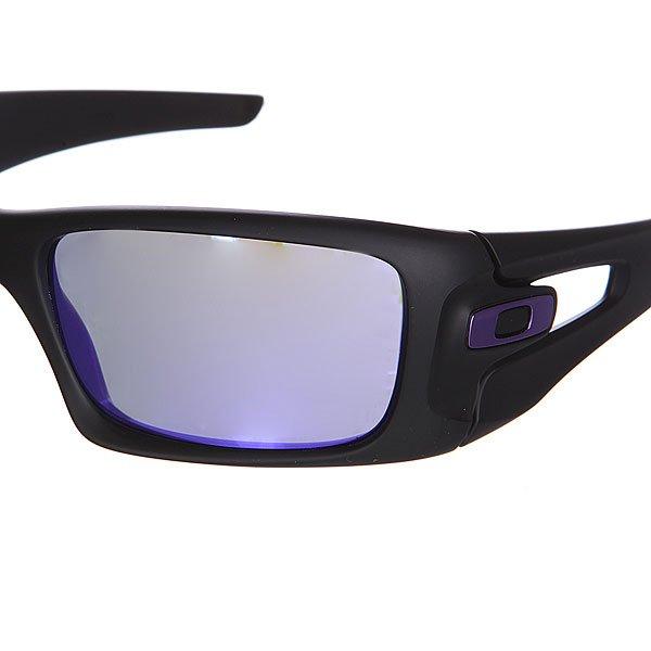 42f6b8d15e8 Купить очки Oakley Crankcase Matte Black Violet Iridium в интернет ...