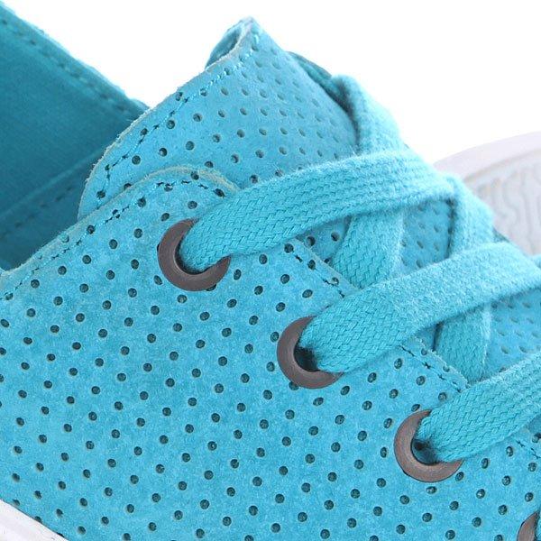 Кеды низкие женские Volcom Festival Shoe Blue Bird