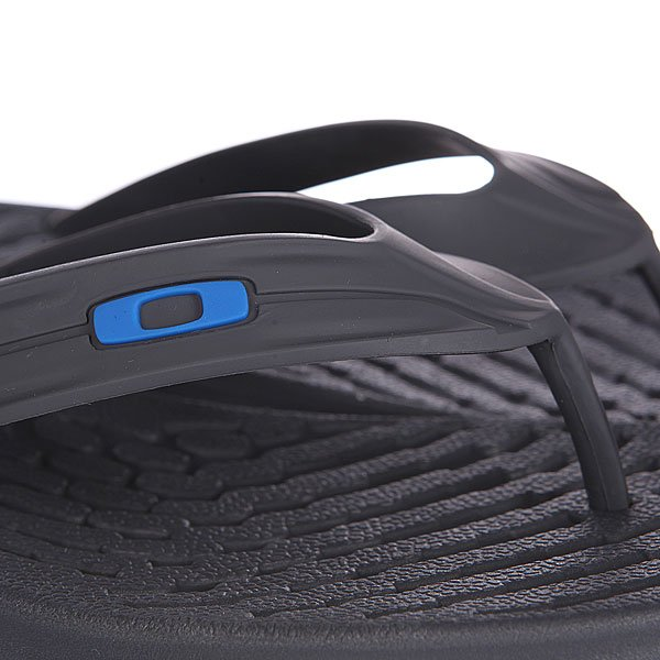 Шлепанцы Oakley Shorebreak Charcoal/Blue