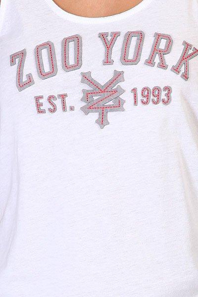 Майка женская Zoo York Trainer Tank White