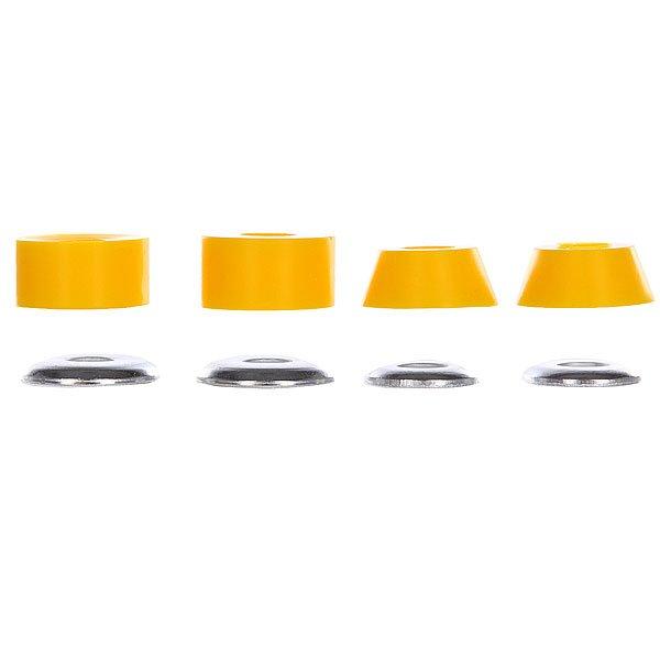 Амортизаторы Independent Standard Cylinder Cushions Super Hard Yellow 96a