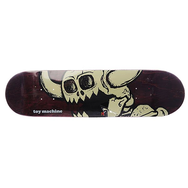 Дека для скейтборда Toy Machine Su5 Vice Dead Monster Black/Grey 32.25 x 8.0 (20.3 см)