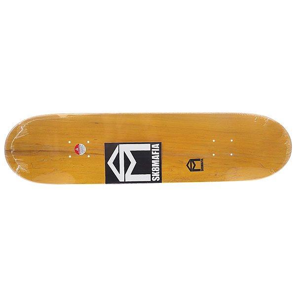 Дека для скейтборда Sk8mafia Turner Sk8rats Green 32.12 x 8.19 (20.8 см)
