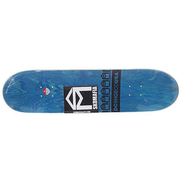 Дека для скейтборда Sk8mafia Crusty Kremer! Black 32.12 x 8.25 (21 см)