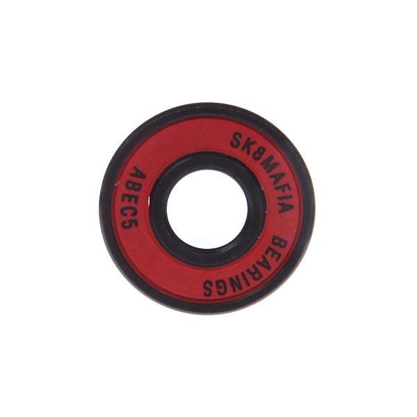Подшипники Sk8mafia Abec 5 Bearings Red