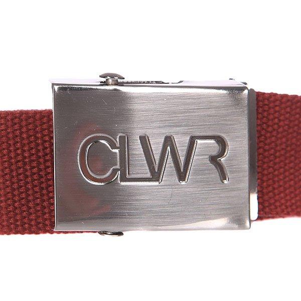 Ремень CLWR Belt Burgundy