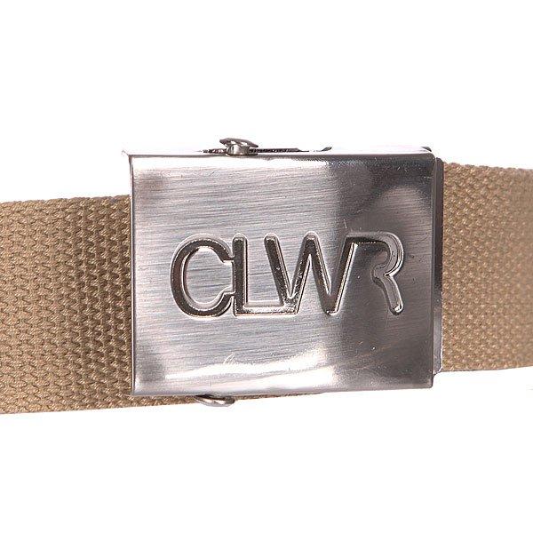 Ремень CLWR Belt Camel