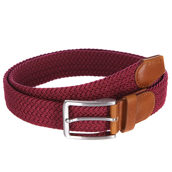 Ремень CLWR Flex Belt Burgundy