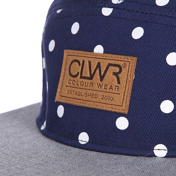 Бейсболка пятипанелька CLWR Five Pannel Cap Patriot Dot