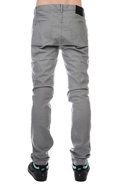 Штаны прямые Element Boom Grey