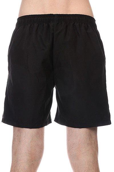 Шорты пляжные Element Volley Ball Elastica Black