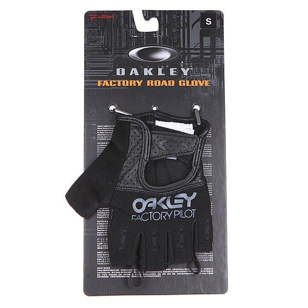 Перчатки Oakley Factory Road Glove Black