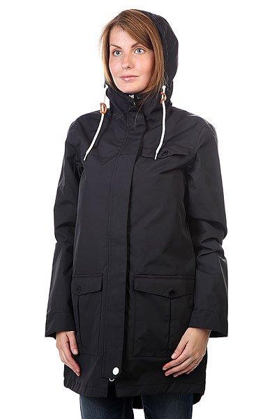 Куртка женская CLWR Jetty Parka Black