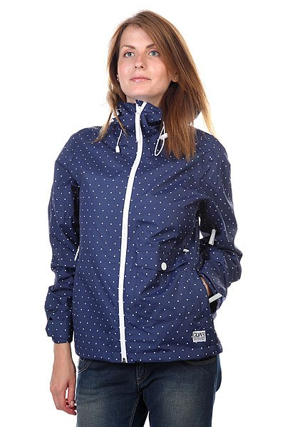 Ветровка женская CLWR Gale Jacket Patriot Dot