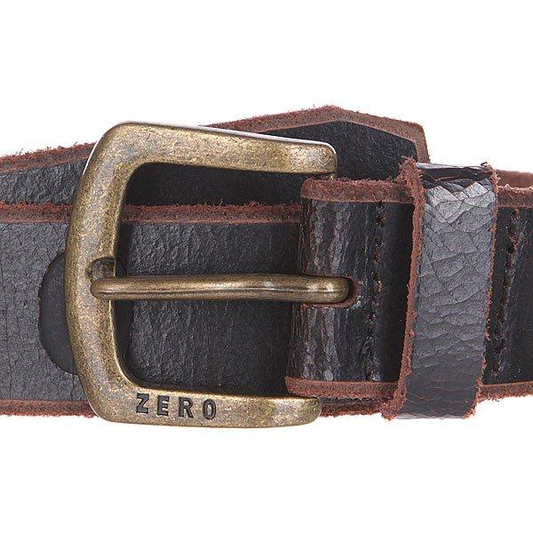 Ремень Zero Vintage Black