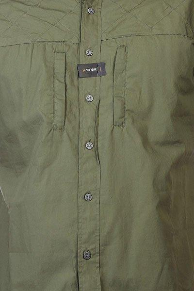 Рубашка Zoo York Enew15 Commando Fatigue