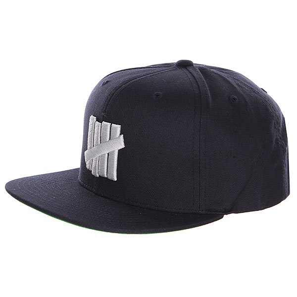 Бейсболка Undefeated 5 Strike Cap Navy