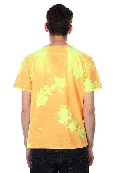 Футболка Penny Shirt Hot Spot Orange To Yellow