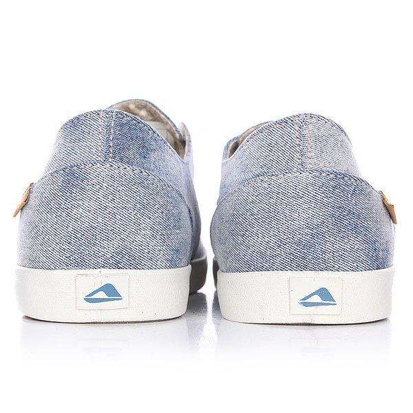 Кеды низкие Reef Deck Hand 2 Tx Grey/White/Blue