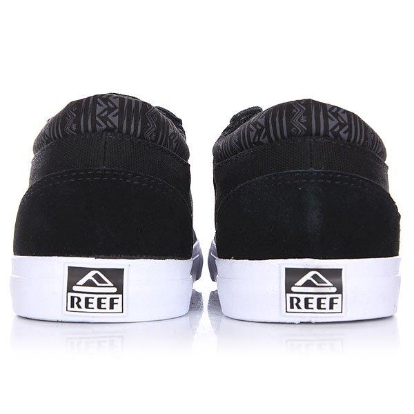 Кеды низкие Reef Ridge Black