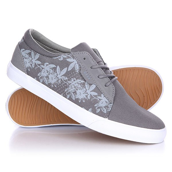 Кеды низкие Reef Ridge Prints Grey Floral
