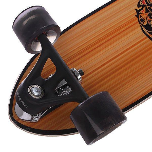 Лонгборд Pumpkin Liner 98 Cutback Complete Bamboo 8.25 x 38.5 (98 см)