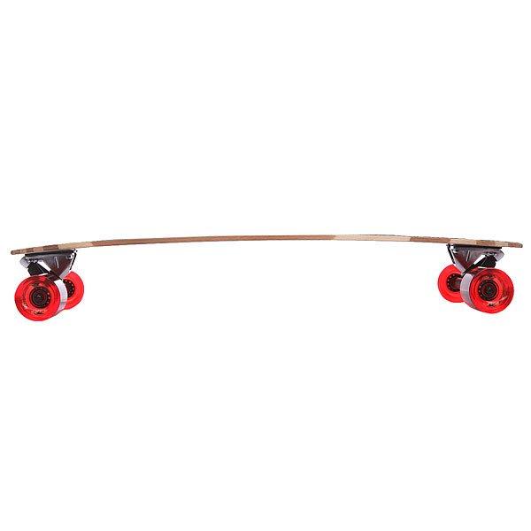 Скейт круизер Pumpkin Superbank 84 Viking Inverse Complete Surf Club 7.75 x 33.25 (84.5 см)