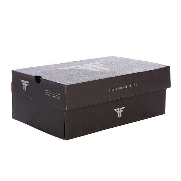 Кеды низкие Fallen Forte Ii Black/White/Grey