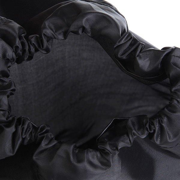 Мешок Osiris Drawstring Gym Bag Black/Charcoal