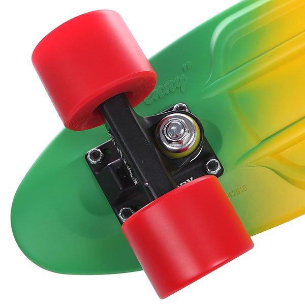 Круизер пластиковый Penny Original Ltd Jammin Fade 6 X 22 (55.9 см)