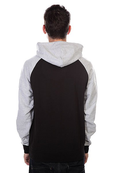 Кенгуру Fallen Draft Black/Heat Grey