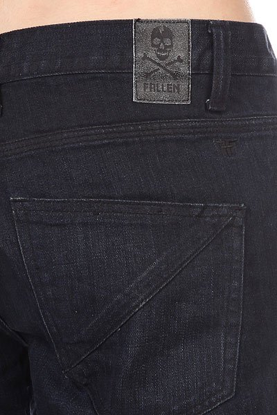 Джинсы Fallen Marks Signature Jean Blue/Black