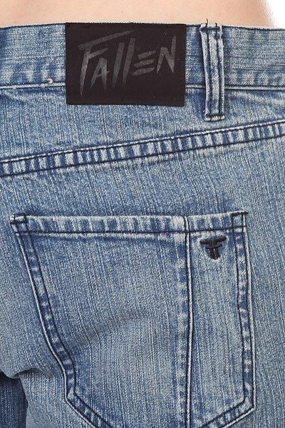 Джинсы Fallen Cole Signature Jean Ligth Blue