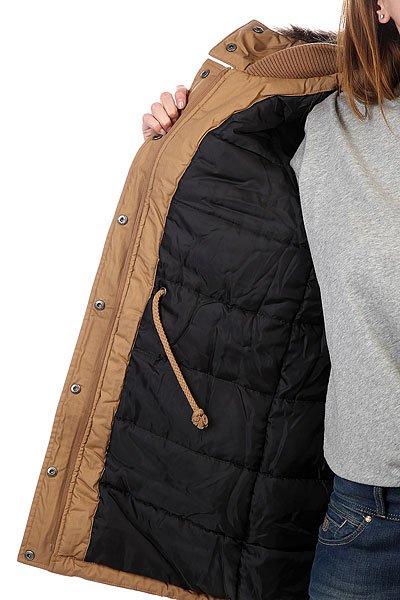 Куртка женская Element Jonie Antique Bronze