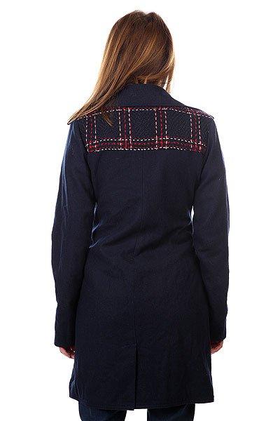 Пальто женское Element Leslie Midnight Navy