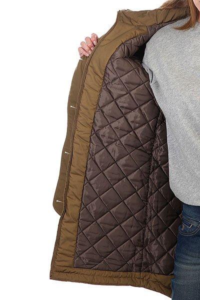 Куртка женская Element Raisin Light Khaki