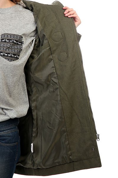 Пальто женское Element Duffy Ii Vine