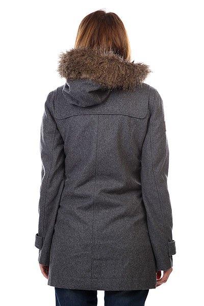 Пальто женское Element Duffy Ii Charcoal Heather